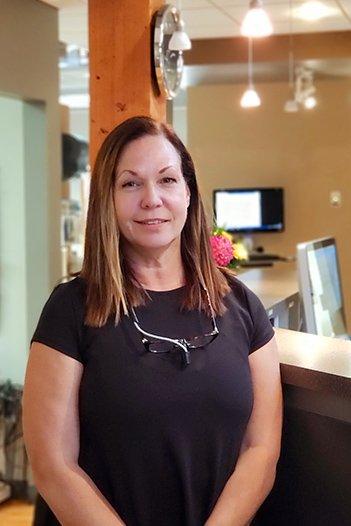 Enamel Dental Centre Penticton Dentist Team Photo Joanne