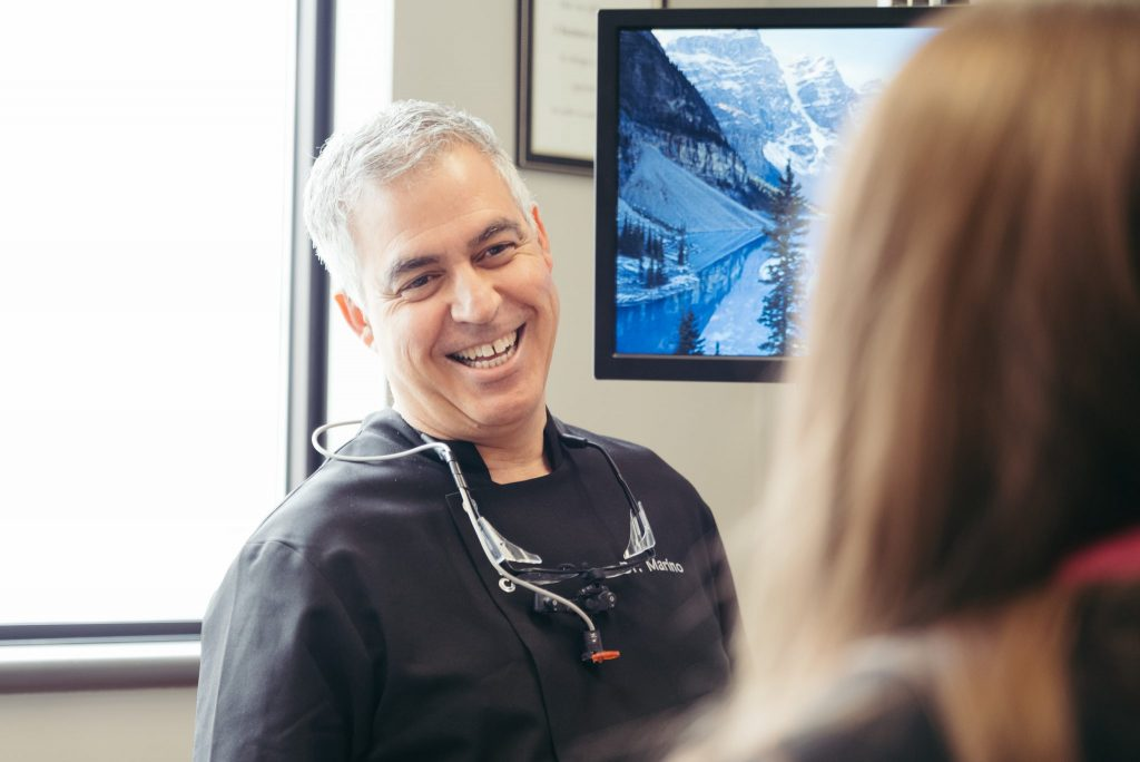 Dentist with a great smile | Enamel Dental Centre