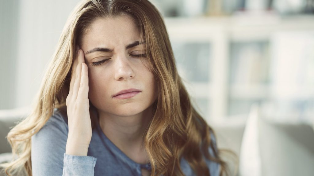Why Do I Get a Headache After Dental Work?